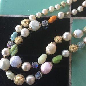 Funky Beaded Necklace